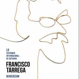 52 Certamen de Guitarra Francisco Tárrega