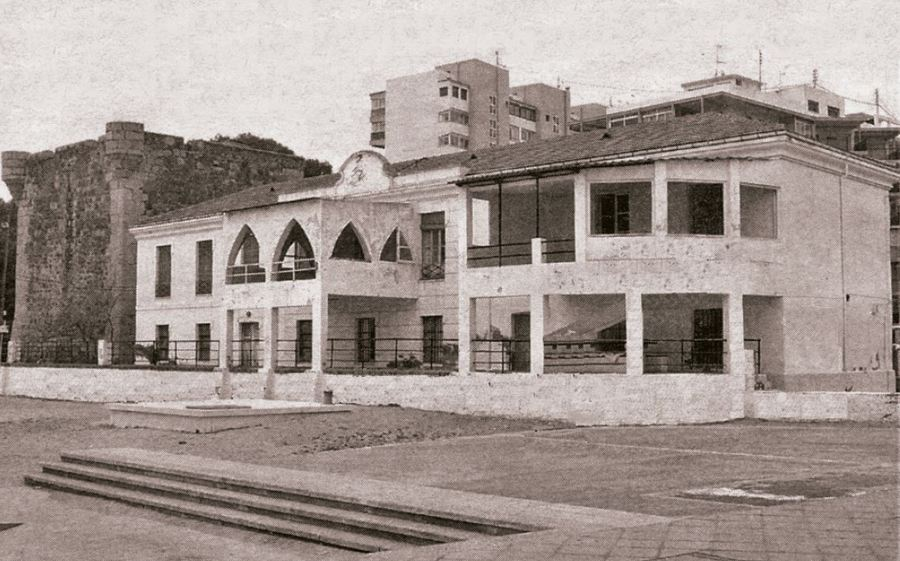 Cuartel Guardia Civil Torre San Vicente