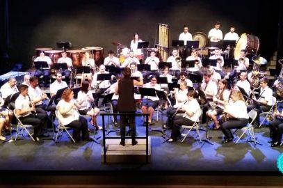 La Unión Musical Santa Cecilia celebra este sábado el concierto especial en honor a su patrona