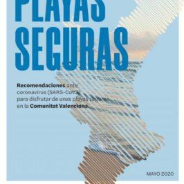 Guía Playas Seguras CV 2020